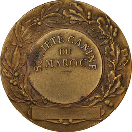 Morocco, Medal, Sports & leisure, AU(50-53), Copper