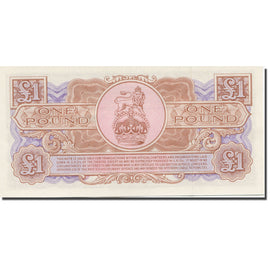 Banknote, Great Britain, 1 Pound, undated 1956, KM:M29, UNC(65-70)