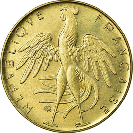 Coin, France, 20 Centimes, 1961, MS(60-62), Aluminum-Bronze, Gadoury:331
