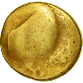 Ambiani, Area of Amiens, Stater, EF(40-45), Gold, Delestrée:240