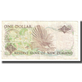 Banknote, New Zealand, 1 Dollar, KM:169c, EF(40-45)