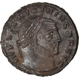 Coin, Licinius I, Follis, 312-313, Thessalonica, AU(50-53), Bronze, RIC:3.