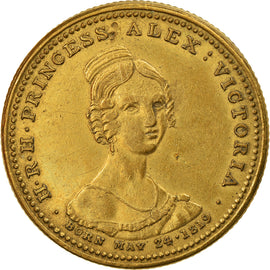 United Kingdom, Token, Victoria, Birthday of the Heiress presumptive to the
