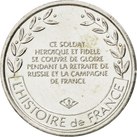FRANCE, History, The Fifth Republic, Medal, MS(63), Silver, 13, 1.66