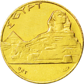 Egypt, Medal, MS(63), Gold, 1.46