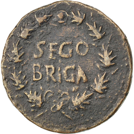 As, Segobriga, VF(30-35), Bronze, 12.38