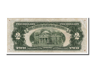 United States, 2 Dollars, 1928, EF(40-45), D