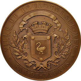 France, Medal, French Third Republic, Politics, Society, War, 1903, Desaide
