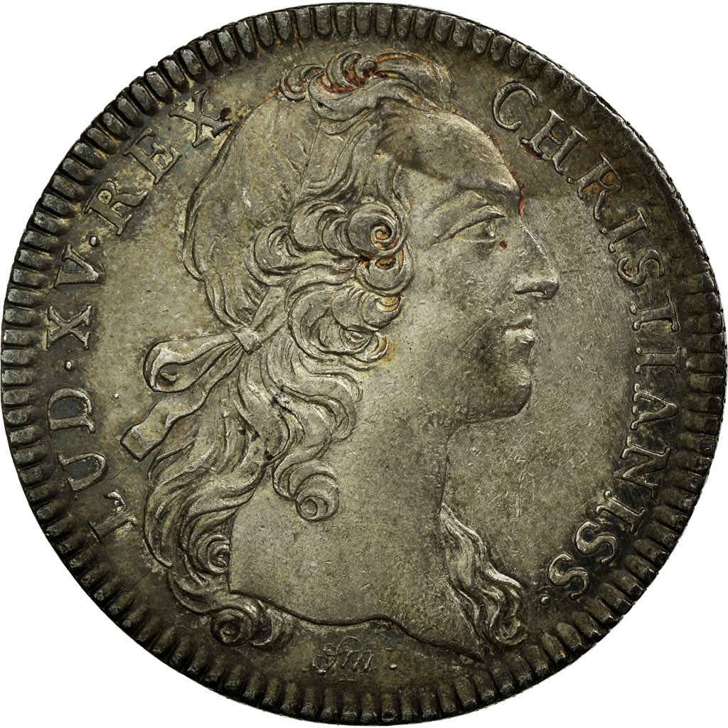 France, Token, Royal, 1742, AU(55-58), Silver, Feuardent:1371
