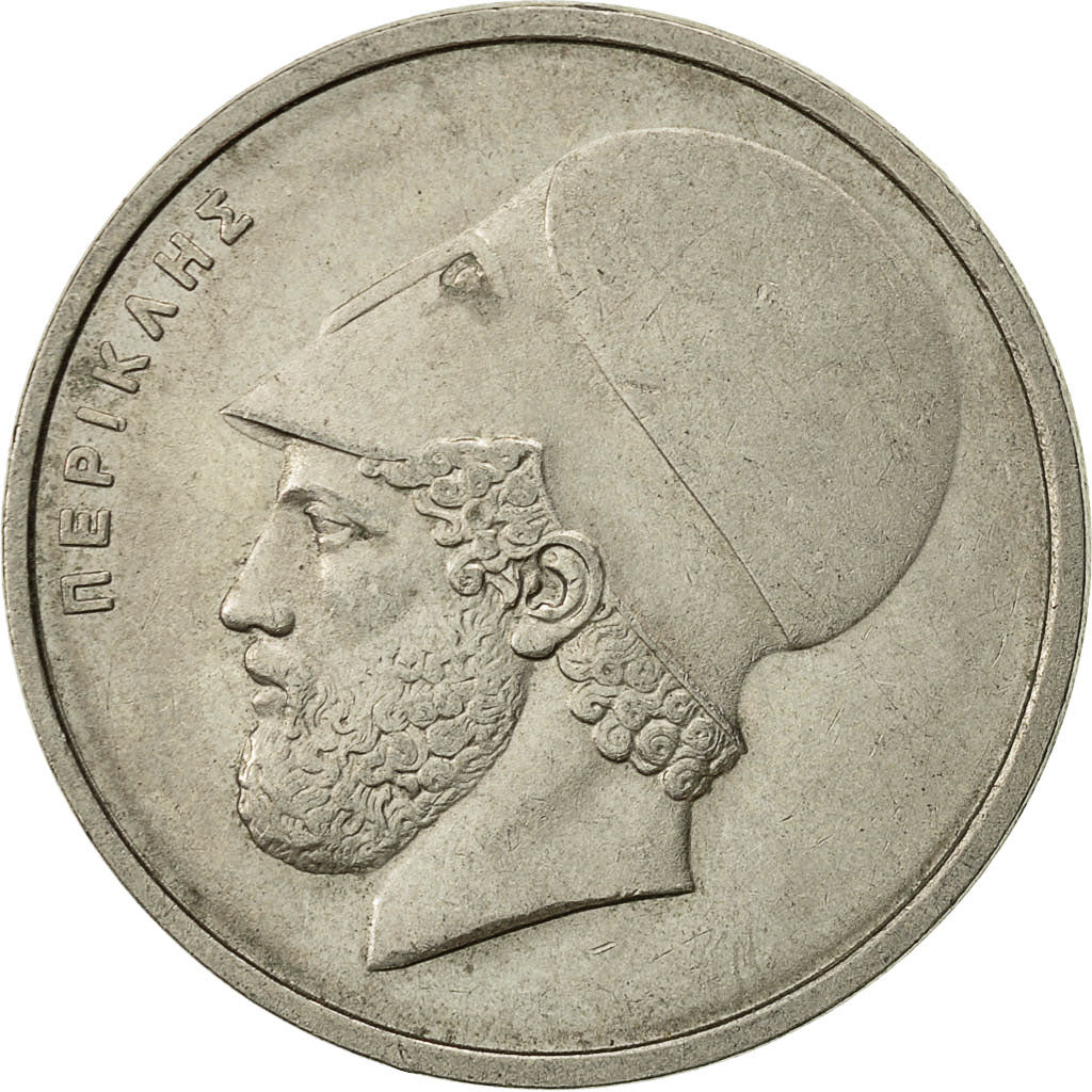 Details about [#521407] Greece, 20 Drachmai, 1978, VF(30-35),  Copper-nickel, KM:120