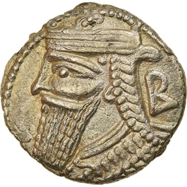 Coin, Parthia (Kingdom of), Vologases IV, Tetradrachm, 494 SE (AD 182)