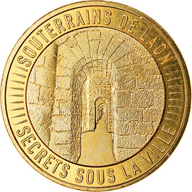 France, Token, Laon - Souterrains - Secrets sous la ville, 2019, MDP, MS(63)