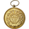 FRANCE, Arts & Culture, French Third Republic, Medal, 1889, MS(60-62), Vermeil,.