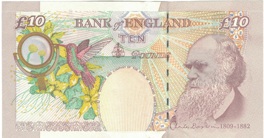 Banknote, Great Britain, 10 Pounds, 2004, 2004, KM:389c, AU(50-53)