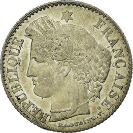 Coin, France, Cérès, 20 Centimes, 1850, Paris, AU(50-53), Silver, KM:758.1