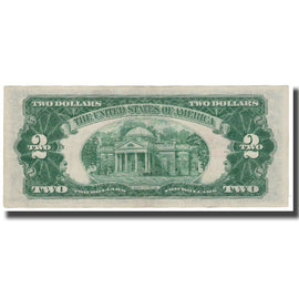 Banknote, United States, Two Dollars, 1928, KM:1617@star, VF(30-35)