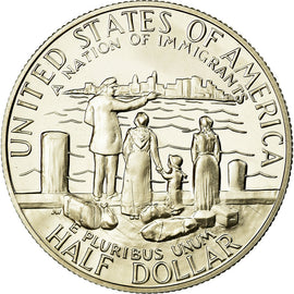 Coin, United States, Half Dollar, 1986, U.S. Mint, San Francisco, Proof