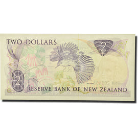 Banknote, New Zealand, 2 Dollars, 1989, KM:170c, UNC(65-70)