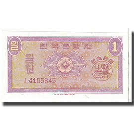 Banknote, South Korea, 1 Won, KM:30a, UNC(65-70)