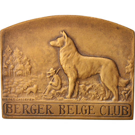 Belgium, Medal, Berger Belge Club, Sports & leisure, Van Der Casseyen
