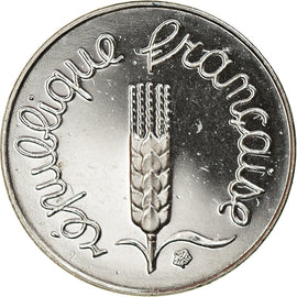 Coin, France, Épi, Centime, 1999, Paris, Proof, MS(65-70), Stainless Steel
