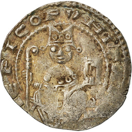 Coin, Germany, Philipp von Heinsberg, Pfennig, 1167-1191, Cologne, EF(40-45)