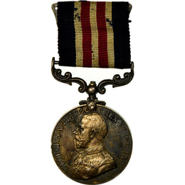 United Kingdom , Georges V, For Bravery in the Field, Medal, 1914-1918