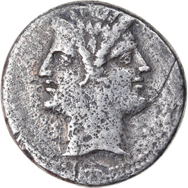 Coin, Anonymous, Didrachm, Roma, VF(30-35), Silver, Crawford:30/1