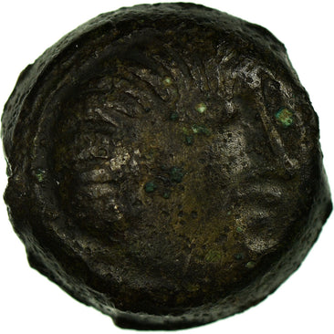 Coin, Other Ancient Coins, Bronze Æ, 50-40 BC, VF(30-35), Bronze