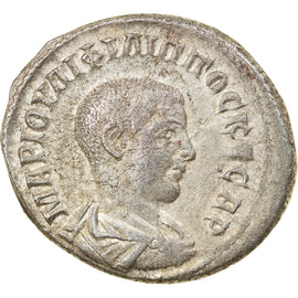 Coin, Seleucis and Pieria, Philip II, Tetradrachm, 244, Antioch, AU(55-58)