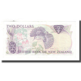 Banknote, New Zealand, 2 Dollars, KM:170b, EF(40-45)