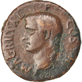 Agrippa, As, VF(20-25), Copper, Cohen #3, 10.40