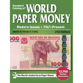 Book, Billets, World Paper, 1961-2015, 21th Edition, Safe:1843-3