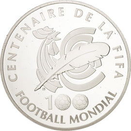 Coin, France, 1-1/2 Euro, 2004, Paris, MS(65-70), Silver, KM:1374