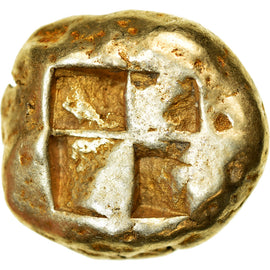 Coin, Mysia, Kyzikos, Stater, 550-450 BC, VF(30-35), Electrum