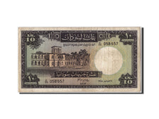 Sudan, 10 Pounds, KM #10d, 1968-02-07, E/39 058657
