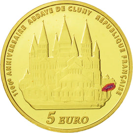 Banknote, France, 5 Euro, Europa, 2010, MS(65-70), Gold, KM:1680