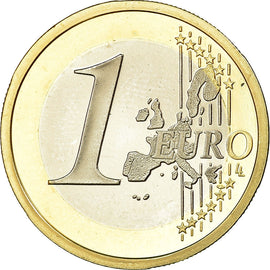 France, Euro, 2000, Proof, MS(65-70), Bi-Metallic, KM:1288