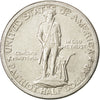 UNITED STATES, Half Dollar, 1925, U.S. Mint, KM #156, MS(60-62), Silver, 30.6,..