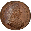 Sweden, Medal, Politics, Society, War, 1668, AU(55-58), Copper