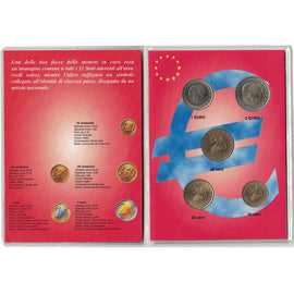 Monaco, 10 Cents to 2 Euro, 2003, MS(63), (No Composition)