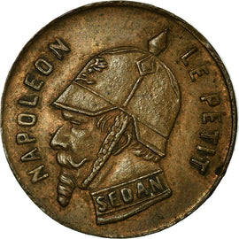 Coin, France, 2 Centimes, 1870, AU(55-58), Bronze