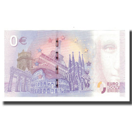 Germany, Tourist Banknote - 0 Euro, Germany - Hamburg - Miniatur Wunderland