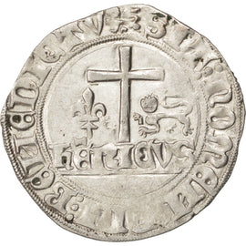 Coin, France, Blanc, Rouen, AU(50-53), Billon, Duplessy:445