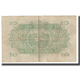 Banknote, EAST AFRICA, 10 Shillings, 1954, 1954-04-01, KM:34, EF(40-45)