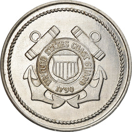 United States of America, Token, Coast Guard Academy, Bark Eagle, MS(60-62)