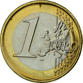 Private proofs / unofficial, 1 Euro, 2013, MS(65-70), Bi-Metallic