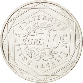 Banknote, France, 10 Euro, 2012, MS(60-62), Silver, KM:1887