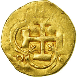 Coin, Spain, 2 Escudos, EF(40-45), Gold