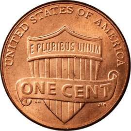 Coin, United States, Cent, 2014, Denver, EF(40-45), Copper Plated Zinc